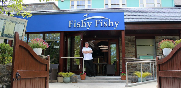 Fishy Restaurant